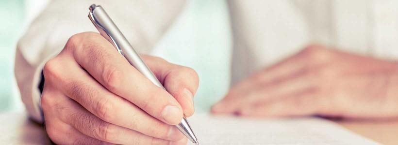 overeenkomst zonder handtekening