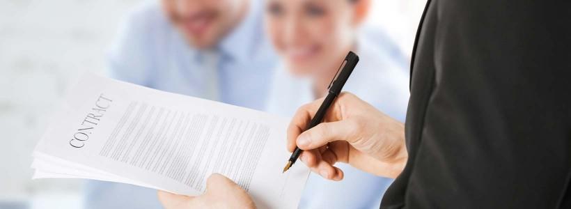 algemene voorwaarden in overeenkomst